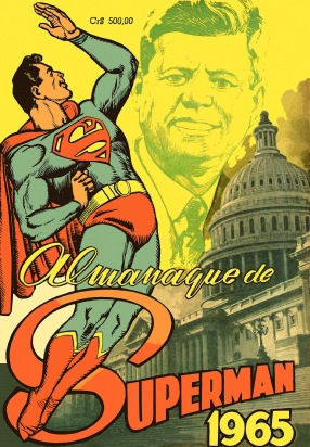 Almanaque Superman 1965 (capa)
