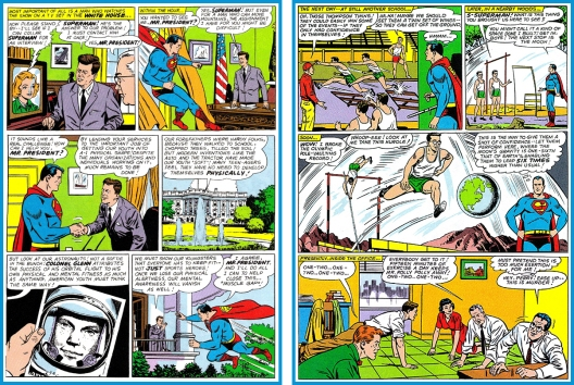Superman meets JFK - p.1 e 2