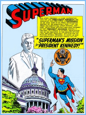 Superman's Mission by Kennedy