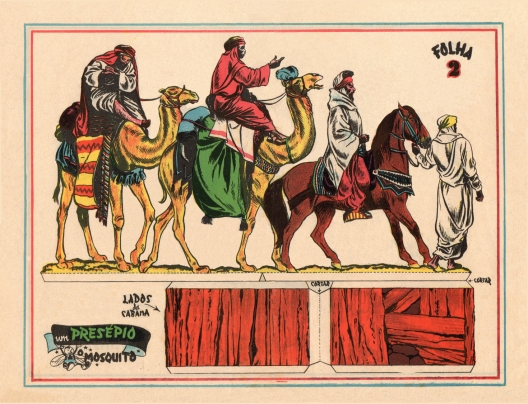 Natal - presépio Coelho 2  311