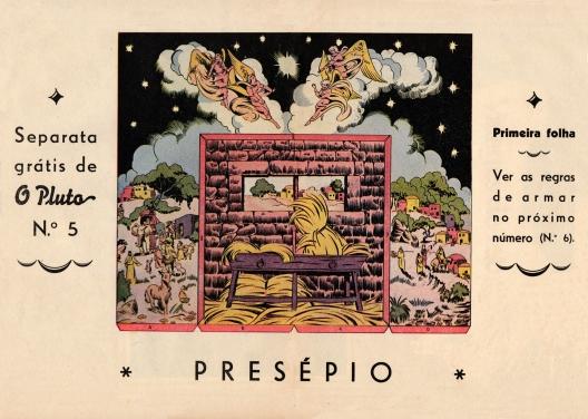 Pluto - Presépio