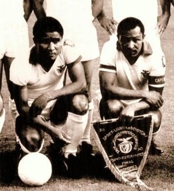 dois idolos do Benfica