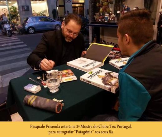 Pasquale-Frisenda-estará-na-2ª-Mostra-do-Clube-Tex-Portugal-para-autografar-Patagónia-aos-seus-fãs