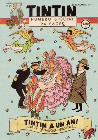 Tintin 39 (1947)
